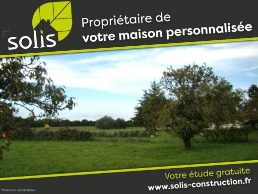 Maison à vendre .(109 m²)(SAINT GEORGES DES COTEAUX) avec (SOLIS CONSTRUCTION - AGENCE DE SAINTES)