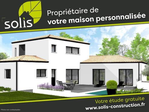 Maison à vendre .(109 m²)(TONNAY CHARENTE) avec (SOLIS CONSTRUCTION - AGENCE DE SAINTES)