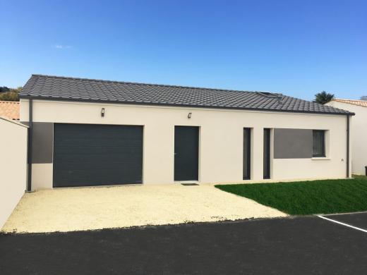 Maison+Terrain à vendre .(90 m²)(CABARIOT) avec (LES MAISONS CHANTAL B)