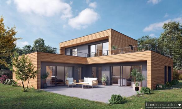 Maison+Terrain à vendre .(189 m²)(SOULTZ HAUT RHIN) avec (BOOA CONSTRUCTEUR)