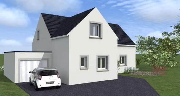 Maison à vendre .(150 m²)(COUILLY PONT AUX DAMES) avec (MAISONS VESTALE 78)