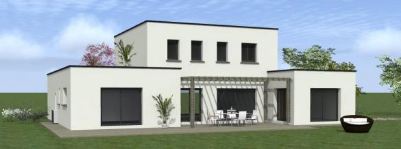 Maison à vendre .(150 m²)(MAGNY LES HAMEAUX) avec (MAISONS VESTALE 78)