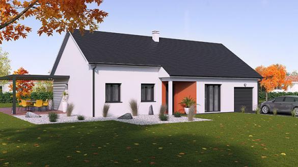 Maison à vendre .(102 m²)(VILLABE) avec (VILLAS CLUB EVRY)