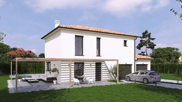 Maison à vendre .(91 m²)(VILLECRESNES) avec (VILLAS CLUB EVRY)