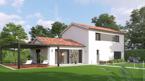 Maison à vendre .(106 m²)(BREUILLET) avec (VILLAS CLUB EVRY)