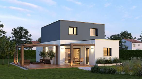 Maison à vendre .(90 m²)(MONTEREAU FAULT YONNE) avec (VILLAS CLUB EVRY)