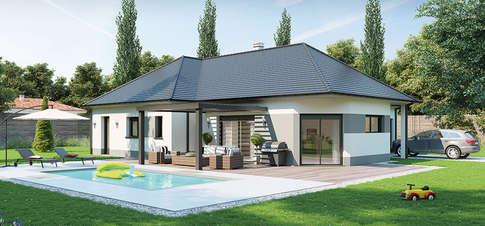 Maison à vendre .(107 m²)(VILLIERS LE MAHIEU) avec (VILLAS CLUB EVRY)