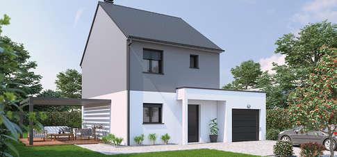 Maison à vendre .(84 m²)(VILLECRESNES) avec (VILLAS CLUB EVRY)