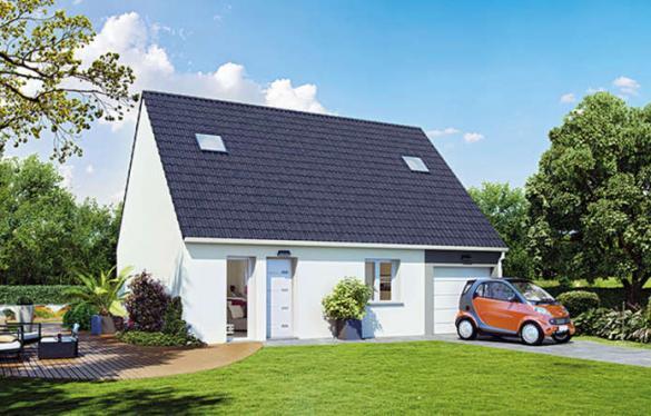 Maison à vendre .(73 m²)(SAINT FARGEAU PONTHIERRY) avec (VILLAS CLUB EVRY)