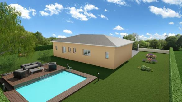 Maison à vendre .(105 m²)(MIRMANDE) avec (ESQUISS LE POUZIN)