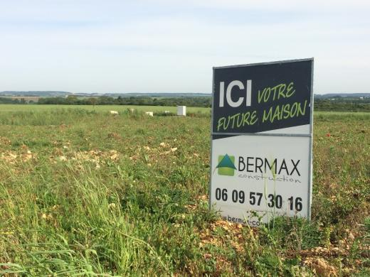 Maison+Terrain à vendre .(110 m²)(SAINT GEORGES LES BAILLARGEAUX) avec (BERMAX CONSTRUCTION)