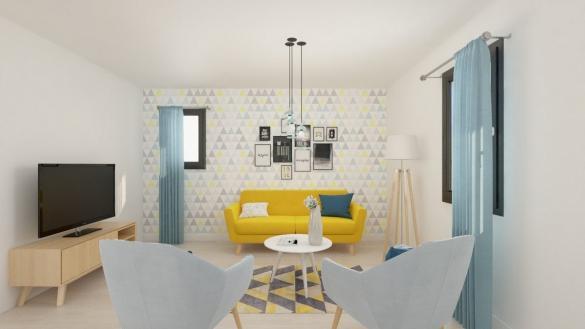 Maison+Terrain à vendre .(86 m²)(LESCHAUX) avec (Maisons et Chalets des Alpes - ANNECY)