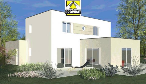 Maison+Terrain à vendre .(70 m²)(PIGNAN) avec (PROVIBAT)