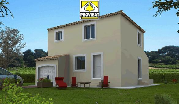 Maison+Terrain à vendre .(85 m²)(CODOGNAN) avec (PROVIBAT)