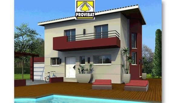 Maison+Terrain à vendre .(95 m²)(CODOGNAN) avec (PROVIBAT)
