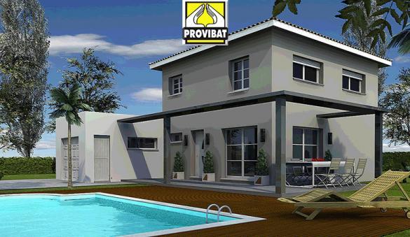 Maison+Terrain à vendre .(70 m²)(MONTBLANC) avec (PROVIBAT)