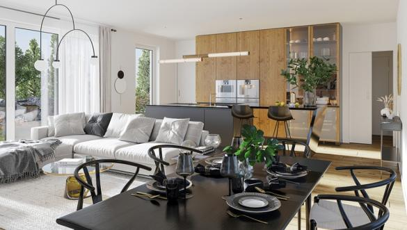Maison+Terrain à vendre .(105 m²)(CHANGE) avec (Maisons France Confort-maisons-france-confort)