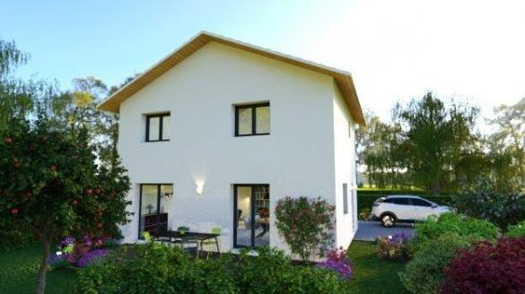 Maison à vendre .(96 m²)(DRUMETTAZ CLARAFOND) avec (CONSTRUCTEURS DES ALPES)