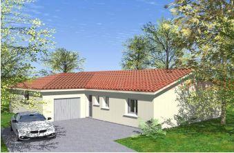 Maison à vendre .(100 m²)(VALLIERES) avec (CONSTRUCTEURS DES ALPES)