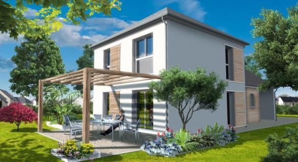 Maison à vendre .(90 m²)(CHAPAREILLAN) avec (CONSTRUCTEURS DES ALPES)