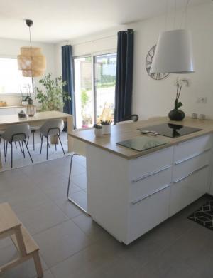 Maison+Terrain à vendre .(85 m²)(POLLESTRES) avec (MAISON BATI OCCITAN)