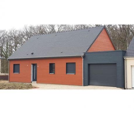 Maison à vendre .(86 m²)(MARIGNY LES USAGES) avec (MAISONS BAC PREMIUM)