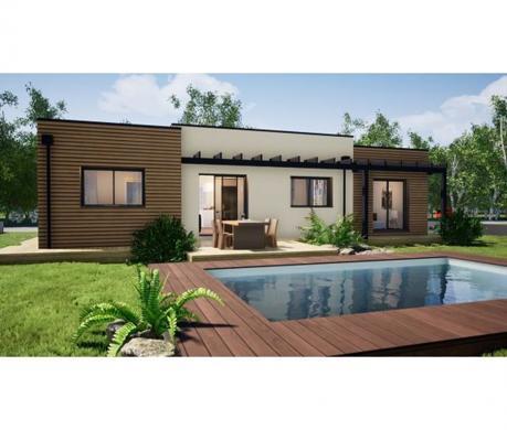 Maison à vendre .(86 m²)(LOURY) avec (MAISONS BAC PREMIUM)