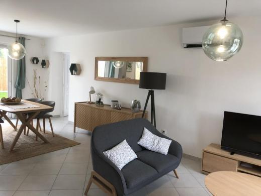 Maison à vendre .(90 m²)(CRESPIN) avec (Maisons Pierre VILLENEUVE D ASCQ)