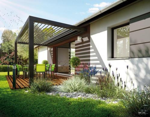 Maison+Terrain à vendre .(90 m²)(SAINT HILAIRE DU ROSIER) avec (MAISONS LIBERTE - BOURG LES VALENCE)