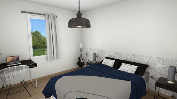 Maison+Terrain à vendre .(125 m²)(DIEMOZ) avec (GANOVA - AGENCE DE LAGNIEU)