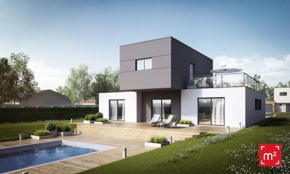 Maison à vendre .(127 m²)(LAUNAGUET) avec (HESTIA HOME CONCEPT)