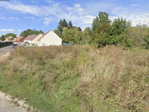 Terrain à vendre .(651 m²)(MONTIGNY LENCOUP) avec (MAISONS I)