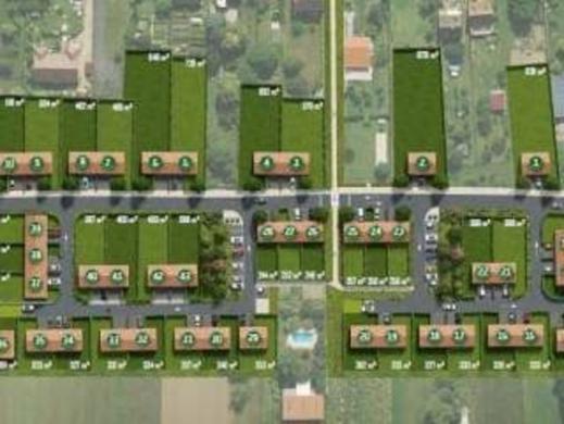 Terrain à vendre .(397 m²)(DARVAULT) avec (Maisons i Montargis)