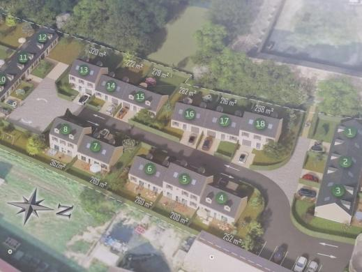 Terrain à vendre .(260 m²)(CHAILLY EN BIERE) avec (Maisons i Montargis)