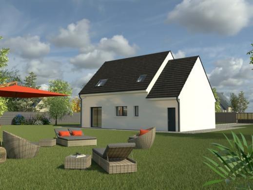 Maison à vendre .(100 m²)(PLONEIS) avec (MAISONS I)