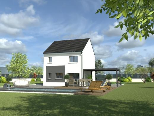 Maison à vendre .(80 m²)(PLONEIS) avec (Maisons i Douarnenez)