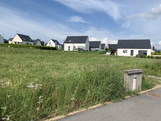 Terrain à vendre .(563 m²)(POULLAN SUR MER) avec (Maisons i Douarnenez)