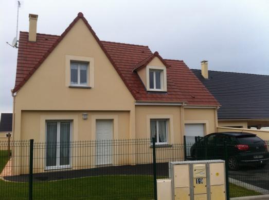 Maison+Terrain à vendre .(85 m²)(MOISSY CRAMAYEL) avec (Access)
