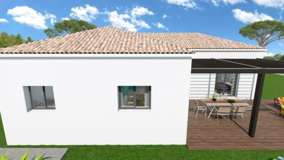 Maison+Terrain à vendre .(110 m²)(BEZIERS) avec (Maison Groupe ATHENA)