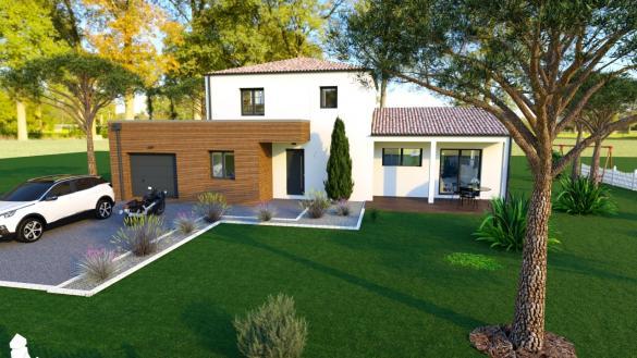 Maison à vendre .(120 m²)(LES ESSARTS) avec (MAISONS LOGELIS - AGENCE DE LA ROCHE SUR YON)