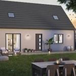 Maison+Terrain à vendre .(110 m²)(ETAMPES) avec (Maisons Sésame)