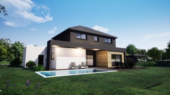 Maison+Terrain à vendre .(144 m²)(DIDENHEIM) avec (MAISONS NEO - MULHOUSE)