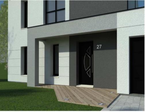 Maison+Terrain à vendre .(90 m²)(PONTCHATEAU) avec (DESIGN HABITAT)