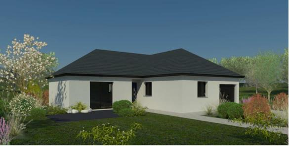 Maison+Terrain à vendre .(93 m²)(SAINTE ANNE SUR BRIVET) avec (DESIGN HABITAT)