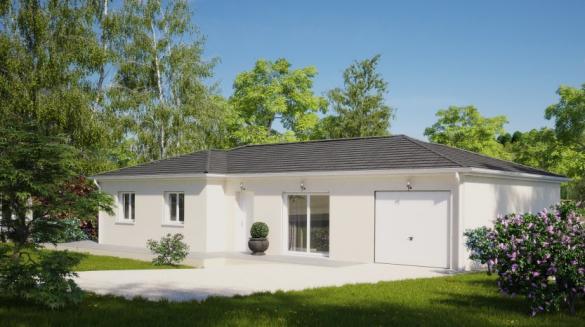 Maison à vendre .(99 m²)(VERMELLES) avec (MAISONS PIERRE ARRAS)