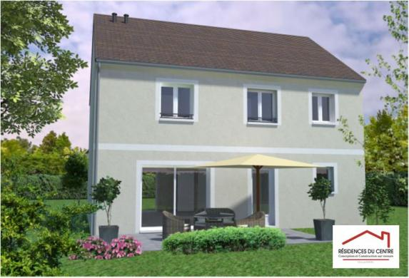 Maison+Terrain à vendre .(124 m²)(LA FERTE ALAIS) avec (RESIDENCES DU CENTRE)