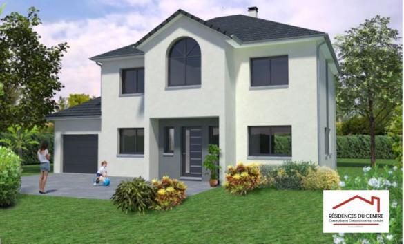 Maison+Terrain à vendre .(143 m²)(LA FERTE ALAIS) avec (RESIDENCES DU CENTRE)