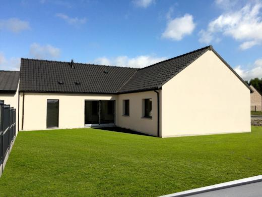 Maison+Terrain à vendre .(130 m²)(MONTOIR DE BRETAGNE) avec (MAISON FAMILIALE Saint Nazaire)