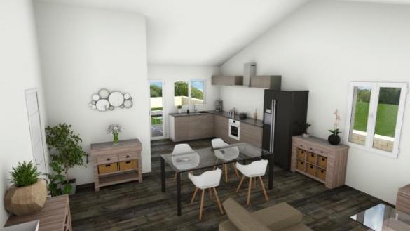 Maison à vendre .(80 m²)(LIMOUX) avec (ESQUISS 11)