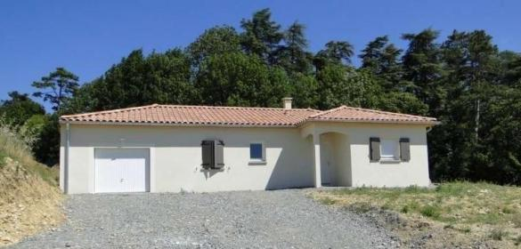 Maison à vendre .(95 m²)(VILLEMOUSTAUSSOU) avec (ESQUISS 11)